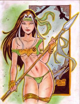 SAVAGE LAND ROGUE by RODEL MARTIN (10052014)b by rodelsm21