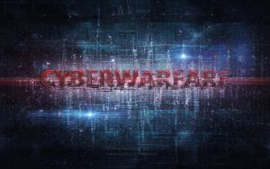 Cyberwarfare by MariaSemelevich