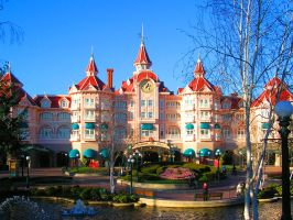 Disneyland 1 by BroadWood