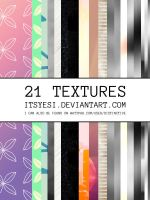 21 Textures By Itsyesi by itsyesi