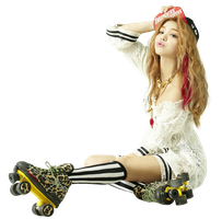 Ailee png [render] by Sellscarol