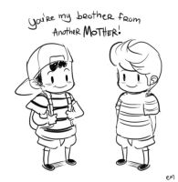 Oh, brother by emarcellus
