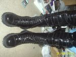 The Master's New Goth Boots 2 by PlayboyVampire