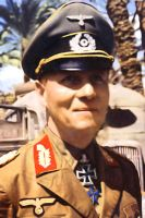 Rommel in North Africa by Apollonaris