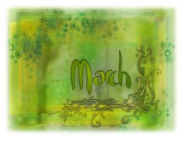 March Color by penngregory
