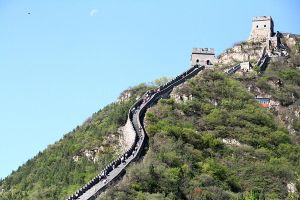 Great Wall Of China by DOBBIE3864