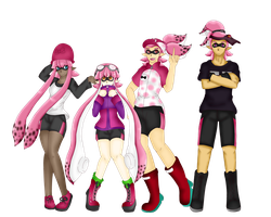 Pink Team Heights by Triforce-Falls