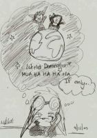 XS Fan Comic:The Dream by Sylladexter
