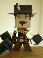 The Name's Jack Marston by BuildMyPaperHeart