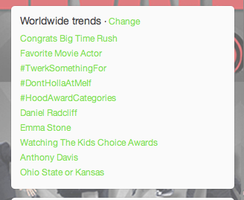 Congrats Big Time Rush trend by WolfArt-Rusher