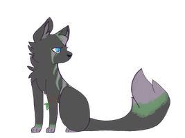 Art trade for ToxicKitten9 by TinyFlare