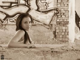 Eszter - in august, 2013 -3 by morpheus880223