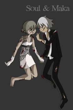 Contest Love and War: Maka and Soul by Valokuvaus-Valhe