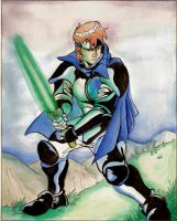 Shining Force-  Max color by CrimeRoyale