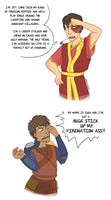 Bad impersonations by Vandenpoel