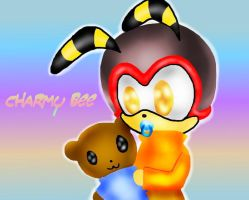 baby charmy bee by sombra-star