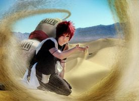 Gaara Cosplay by leosauthier