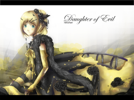Daughter of Evil by Reki-tan