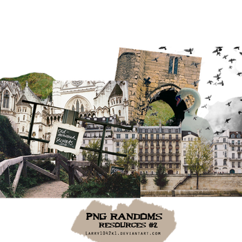 {Resources #2} Random PNG by Larry1042k1