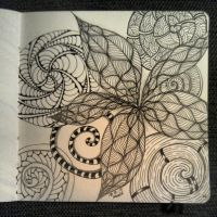 My Zendoodle 365-project, day 72 by Nadik