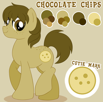 Chips Reference by MintyStitch