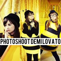 Photoshoot Demi Lovato by Maguibg