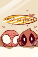 Spideypool80 by LKiKAi