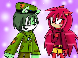 flippy and flaky by gisselle50