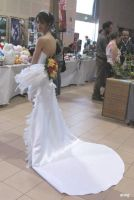 Beautiful dress for a painful wedding... by CocoW-Galaxy
