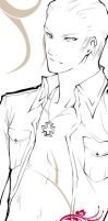 APH - Germany Sketch BOOKMARK by luvlessparadise