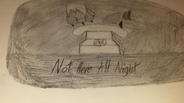 Not Here All Night|FNAF 3 (Read desc) by ShadowFfionFoxy2