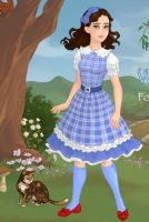 Dorothy Gale by LadyIlona1984