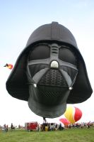 mongolfiere darth vader by vailennitail