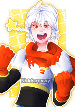 Humanized Papyrus! by en-wakwaw