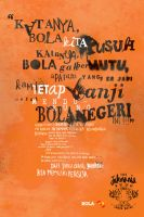 The Jakmania Poster by iniuchit