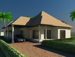 simple residence by kripal911