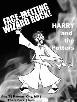 Harry and the Potters by Capn-Chaos