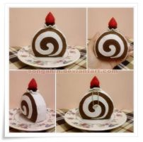 Swiss Roll Cake... by SongAhIn
