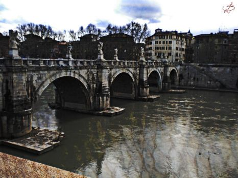 Ponte Sant'Angelo by LGraph3