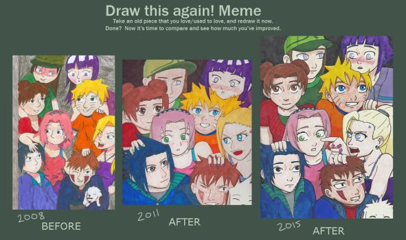 Before and After Meme V2 by witchofoz93