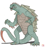 Gamera Neo:  Gamera by KingEdmarka