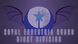 Royal Equestria Guard Night Division Wallpaper by ddrkreature