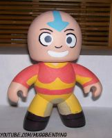 Avatar Aang Mighty Mugg by WarriorSokka