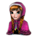 Anna always biting her lip by Wulcanis