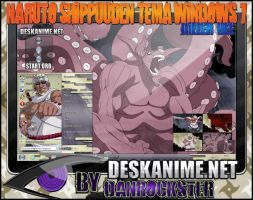 Killer Bee Theme Windows 7 by Danrockster