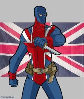 Union Jack by Gaston25