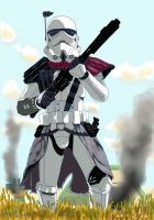 ARC Stormtrooper by AlexiosI