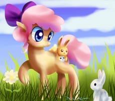 Happy Easter by Incinerater