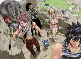 Fairy Tail: Clean by LottaHart