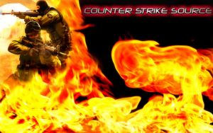 Counter Strike Source by roflwaffle07